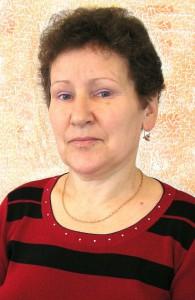 Шевлюк Надежда Петровна